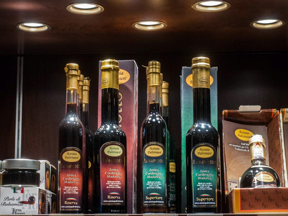 Balsamic Vinegar I Tre Mercanti Venezia