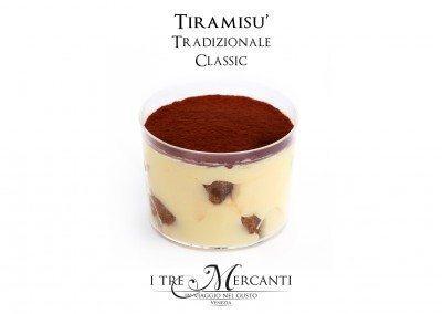 Tiramisù I TRE MERCANTI Venezia