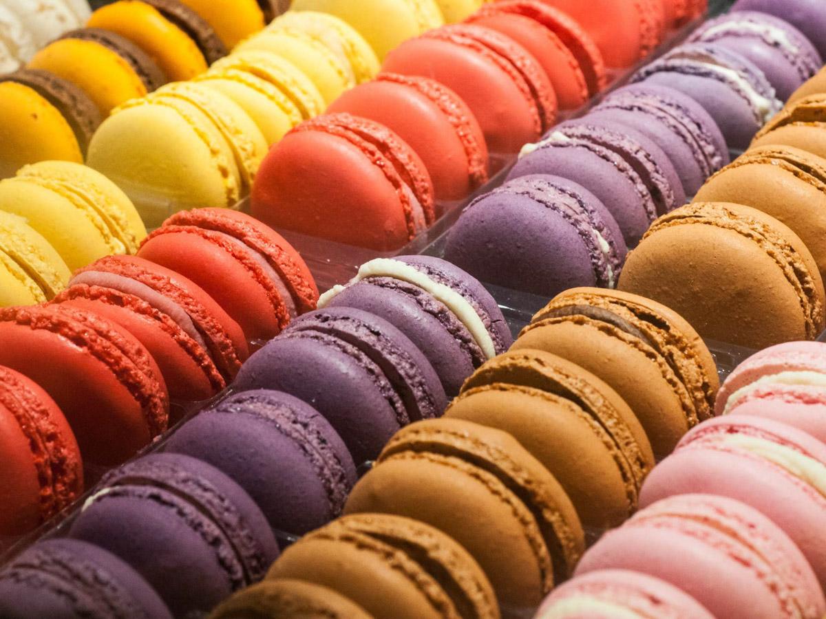 Macarons I Tre Mercanti Venezia
